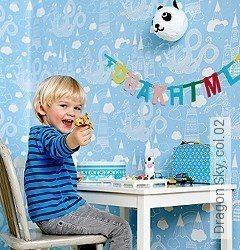Preis:86,40 EUR - Kollektion(en): - Vliestapeten - KinderTapeten