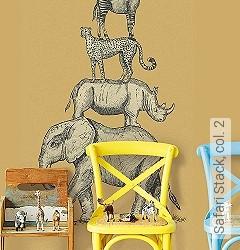 Preis:155,00 EUR - Kollektion(en): - Vliestapeten - KinderTapeten