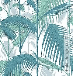 Tapete: Palm Jungle, col.02