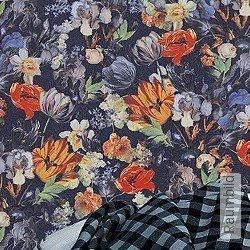 Preis:49,50 EUR - Kollektion(en): - Florale Muster