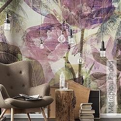 blumen flieder tapeten lust auf was neues. Black Bedroom Furniture Sets. Home Design Ideas