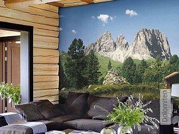 Tapete: Dolomiten