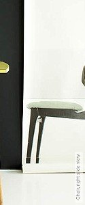 Tapete: Chair, right side view