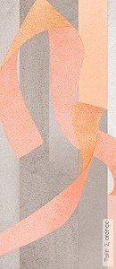 Tapete: Twirl 2, orange