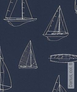 Preis:47,95 EUR - Kollektion(en): - <span>Maritime Tapeten</span>