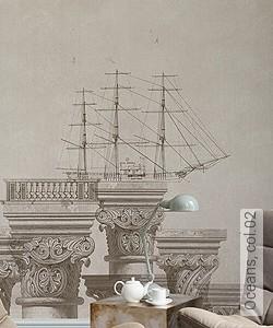 Preis:544,00 EUR - Kollektion(en): - <span>Maritime Tapeten</span>