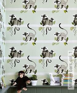 Preis:81,00 EUR - Kollektion(en): - Animal Print - KinderTapeten