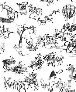 Preis:120,00 EUR - Kollektion(en): - Animal Print - KinderTapeten