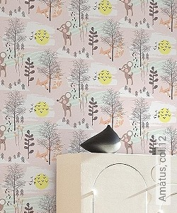 Preis:39,95 EUR - Kollektion(en): - Animal Print - KinderTapeten