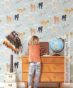 Preis:83,00 EUR - Kollektion(en): - Animal Print - KinderTapeten