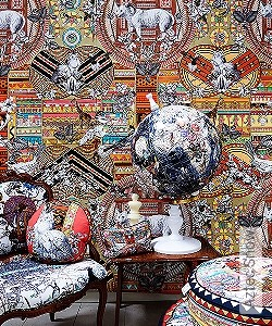 Preis:552,50 EUR - Kollektion(en): - Exotische Tapeten