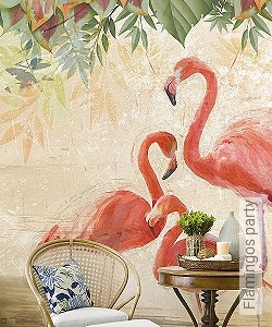 - Kollektion(en): - FotoTapete - Animal Print