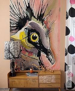Preis:129,00 EUR - Kollektion(en): - FotoTapete - Zeichnungen - Animal Print