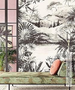 Preis:230,00 EUR - Kollektion(en): - FotoTapete - Zeichnungen - Schwarz und Weiß - Wohnzimmer