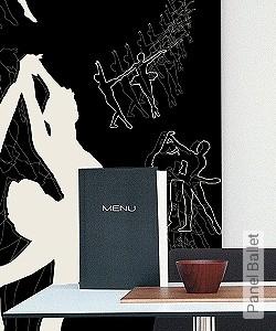 Preis:190,80 EUR - Kollektion(en): - Schwarz und Weiß - NEUE Tapeten
