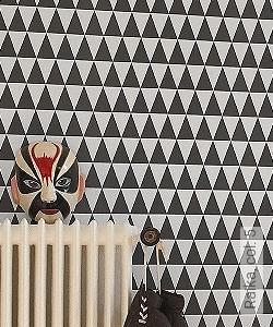 Preis:59,95 EUR - Kollektion(en): - Schwarz und Weiß - NEUE Tapeten