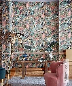 Price:459,00 EUR - Kollektion(en): - Wallpaper summer