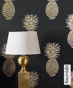 Tapete  - Exotische Tapeten Pineapple Royale, 06