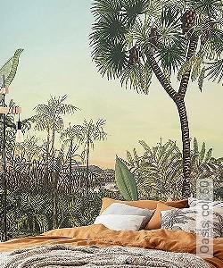 Preis:124,90 EUR - Kollektion(en): - Exotische Tapeten