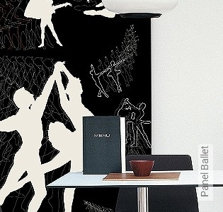 Bild Tapete - Panel Ballet
