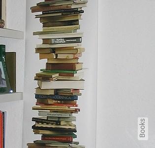 Bild Tapete - Books