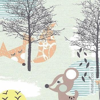 Preis:39,95 EUR - Kollektion(en): - Abwaschbare Tapeten - KinderTapeten