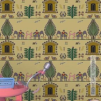 Preis:43,00 EUR - Kollektion(en): - Abwaschbare Tapeten
