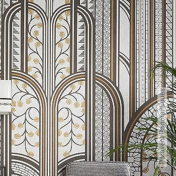 Preis:501,65 EUR - Kollektion(en): - Art Deco - FotoTapete