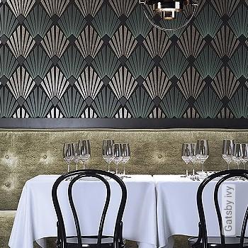 Preis:82,00 EUR - Kollektion(en): - Art Deco - NEUE Tapeten