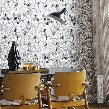 Preis:97,20 EUR - Kollektion(en): - Art Deco - NEUE Tapeten