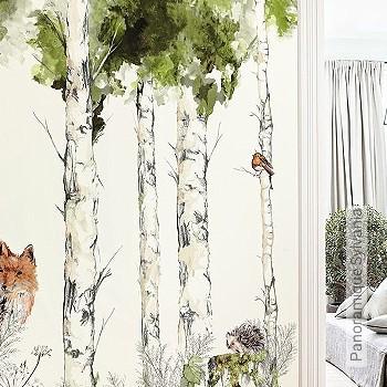 Preis:445,10 EUR - Kollektion(en): - Bäume - FotoTapete