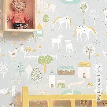 Preis:83,00 EUR - Kollektion(en): - Bäume - KinderTapeten