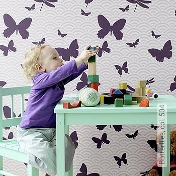 Preis:47,25 EUR - Kollektion(en): - Bögen - KinderTapeten