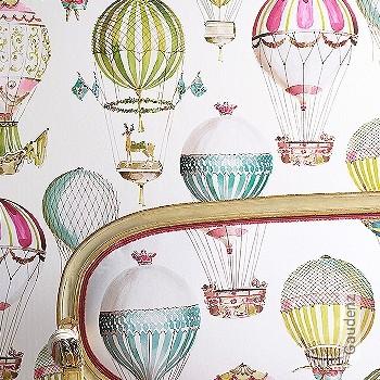 Preis:223,00 EUR - Kollektion(en): - Ballons - NEUE Tapeten