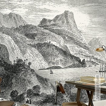 Preis:379,50 EUR - Kollektion(en): - Berge - NEUE Tapeten