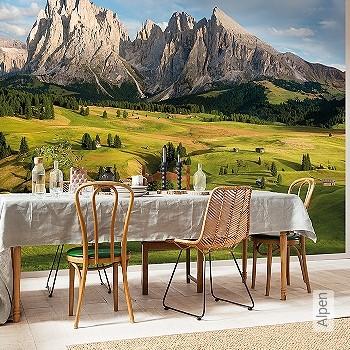 Preis:85,63 EUR - Kollektion(en): - Berge - NEUE Tapeten