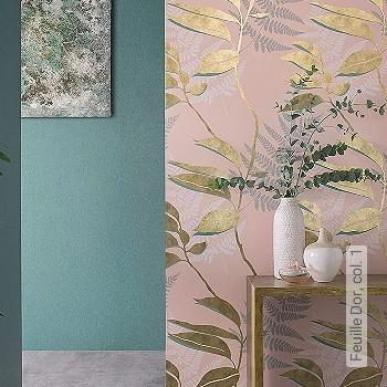 Preis:127,00 EUR - Kollektion(en): - Blätter - NEUE Tapeten