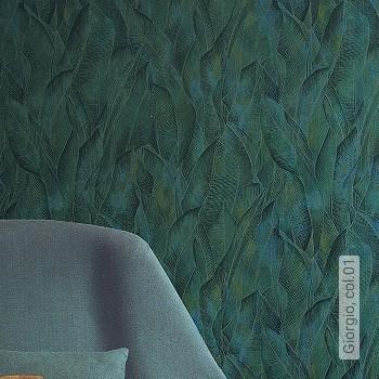 Preis:94,10 EUR - Kollektion(en): - Blätter - NEUE Tapeten
