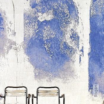 Preis:1.037,00 EUR - Kollektion(en): - Blau - EN15102/EN13501.B-s1 d0 - Farbverlauf - Abwaschbare Tapeten