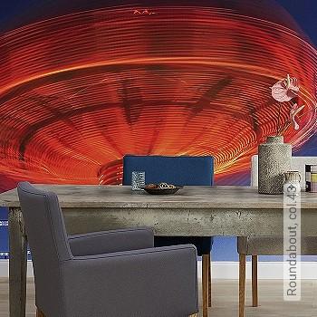 Preis:409,30 EUR - Kollektion(en): - Blau - FotoTapete - EN15102/EN13501.B-s1 d0 - Abwaschbare Tapeten