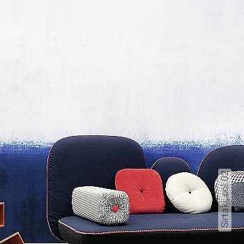 Preis:799,00 EUR - Kollektion(en): - Blau - FotoTapete - Farbverlauf - Abwaschbare Tapeten