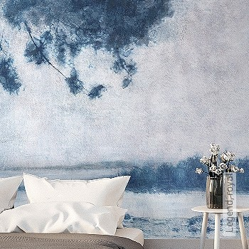 Preis:632,00 EUR - Kollektion(en): - Blau - FotoTapete