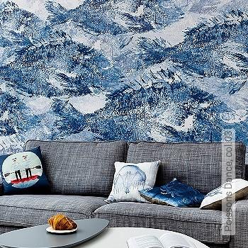 Preis:620,00 EUR - Kollektion(en): - Blau - FotoTapete