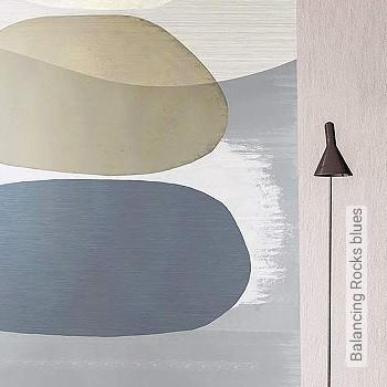 Preis:350,00 EUR - Kollektion(en): - Blau - FotoTapete