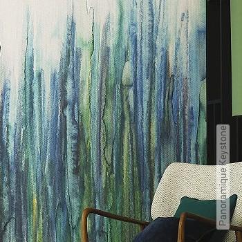 Preis:466,80 EUR - Kollektion(en): - Blau - FotoTapete