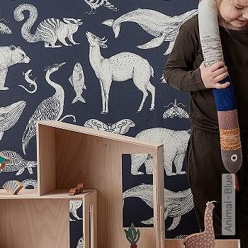 Preis:89,00 EUR - Kollektion(en): - Blau - KinderTapeten