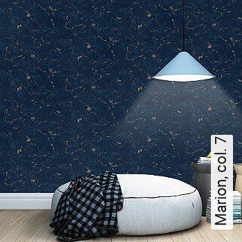 Preis:112,32 EUR - Kollektion(en): - Blau - NEUE Tapeten