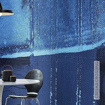 Preis:269,00 EUR - Kollektion(en): - Blau - NEUE Tapeten