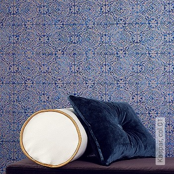 Preis:79,00 EUR - Kollektion(en): - Blau - NEUE Tapeten