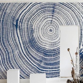 Preis:620,00 EUR - Kollektion(en): - Blau - NEUE Tapeten